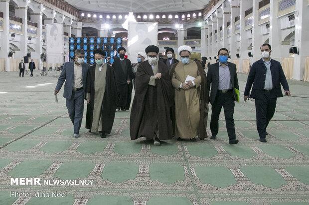 نشست هم اندیشی پیشگامان تبلیغ استان آذربایجان شرقی