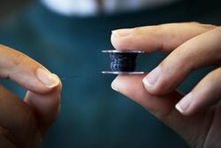 نخ پلیاستر آنتیباکتریال نانویی به تولید رسید