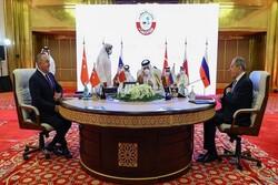 Türkiye-Rusya-Katar Üçlü Dışişleri Bakanları Toplantısı'nın ardından ortak açıklama