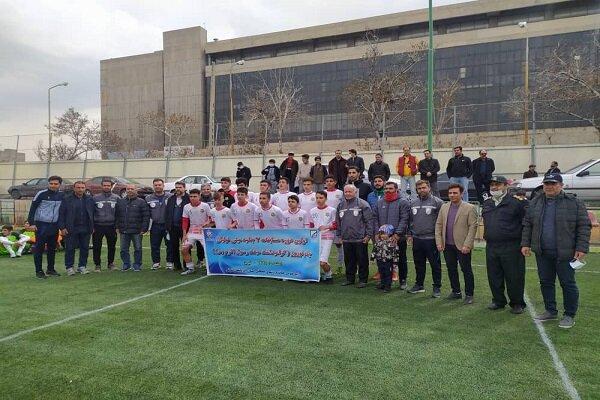 اولین دوره مسابقات مینی فوتبال کشور در تبریز استارت خورد