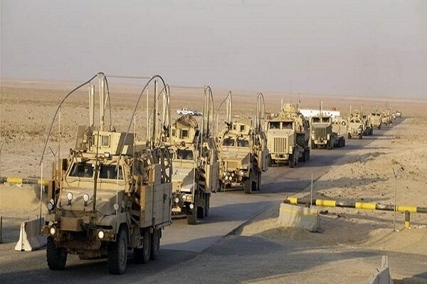 US logistic convoy targeted in Iraq's Al-Diwaniyah
