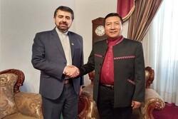 Iran, Bolivia stress boosting parliamentary cooperation