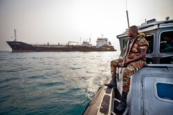 15 crew members kidnapped from chemical tanker in Guinea Gulf