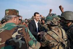 Esad'dan asker kaçakları ve firarilere af kararı