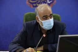 میزان رعایت دستورالعملهای بهداشتی در کرمانشاه کمتر از ۵۰درصد است