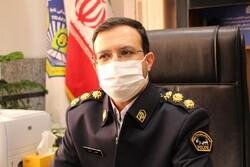 روزانه ۱۵۰ خودرو با پلاک غیر عمومی از اصفهان برگردانده میشود