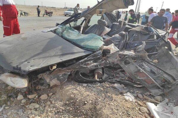 تصادفات فوتی درون شهری در زنجان کاهش دارد