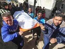 غزہ پٹی کے ساحل پر اسرائیلی ڈرون کے حملے میں 3 فلسطینی شہید