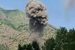 جنگنده های اف ۱۶ ترکیه استان دهوک در شمال عراق را مجددا بمباران کردند