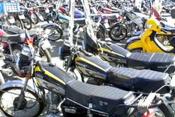 ترخیص ۲۰۳ دستگاه موتورسیکلت رسوبی در اسدآباد