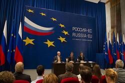 تلاش اتحادیه اروپا برای کاهش تنش با روسیه