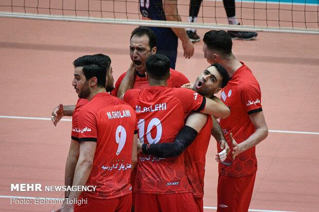 پیروزی شهرداری ارومیه برابر فولاد سیرجان