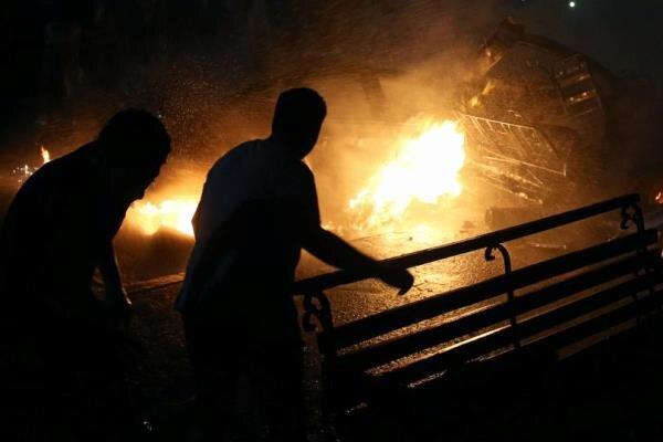 انفجار در کارخانه فولاد نطنز/۳ نفر مصدوم شدند