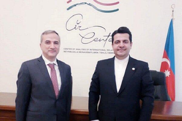 İran-Azerbaycan ilişkileri Bakü'de ele alındı