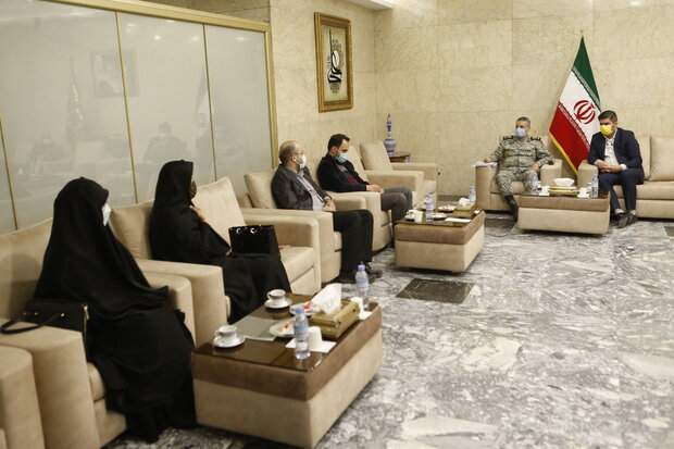 سرلشکر موسوی: مجمع فرزندان و یادگاران شهدای ارتش تشکیل شود