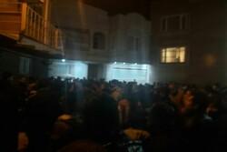 انفجار در منزلی مسکونی در بانه