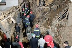 انفجار منزل مسکونی در بانه تاکنون یک کشته برجای گذاشته است