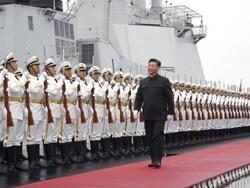 چین کا جوہری توانائی سے چلنے والا طیارہ بردار بحری جہاز بنانے کا فیصلہ