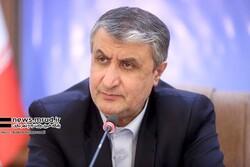 وزير الطرق يعلن عن مباحثاته في يريفان حول التعاون السككي بين ايران وارمينيا