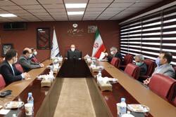 نشست ویژه وزیر ورزش در خصوص میزبانی فوتبال در ایران