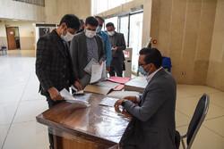 ثبت نام داوطلبان انتخابات میاندورهای مجلس در میانه آغاز شد