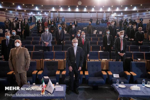 Head of Iranian HR High Council meets foreign ambassadors