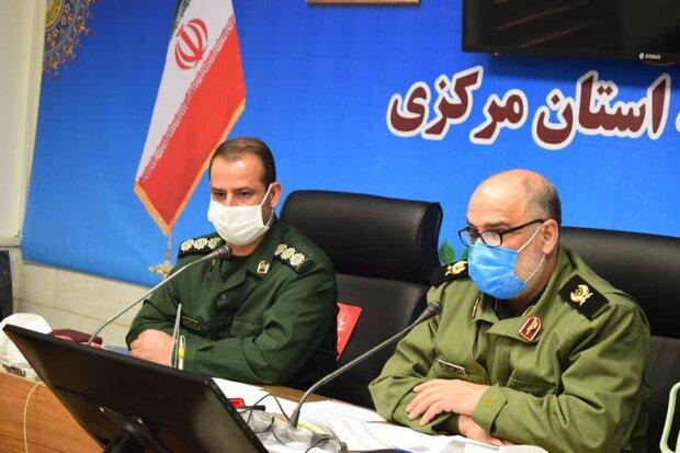 اجرای فاز دوم طرح جهادی و سلامت شهید سلیمانی در استان مرکزی