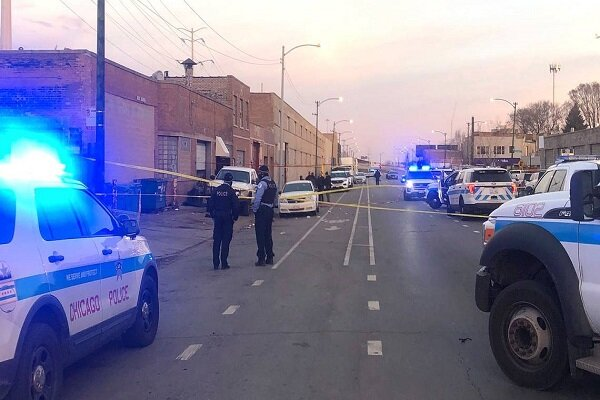 2 killed, 1 wounded in shooting in United States