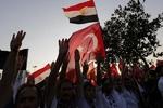 Türk heyetin kritik Mısır ziyareti