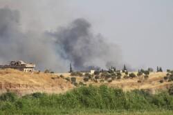 حمله نیروهای دموکراتیک سوریه به جرابلس /۲ غیرنظامی کشته شدند