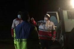 هشت ساعت عملیات نفسگیر برای نجات مادر باردار در شهرستان چاراویماق