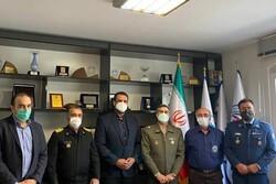 شرایط همکاری فدراسیون نجات غریق و سازمان تربیت بدنی ارتش بررسی شد