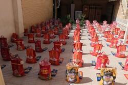 توزیع ۳۰۰ بسته معیشتی ویژه نوروز ۱۴۰۰ توسط پایگاههای بسیج شهرضا
