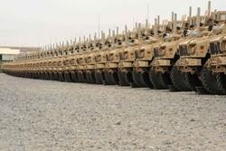 خمسة دول عربية أكبر دول مستوردة للأسلحة في العالم