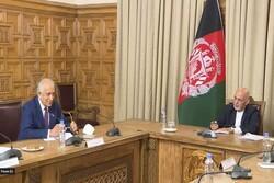 زلمے خلیل زاد کی کابل میں افغان صدر اشرف غنی سے ملاقات