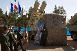 """İran'ın kurduğu yeni """"füze kenti"""" tanıtıldı"""