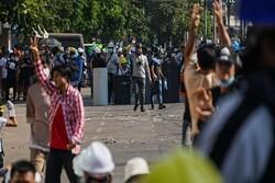 میانمارمیں سکیورٹی فورسز کی فائرنگ سے 3 افراد ہلاک