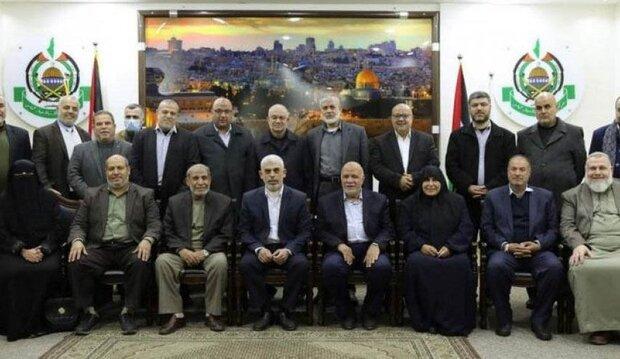 حماس تنتخب امرأة في مكتبها السياسي لاول مرة في تاريخها