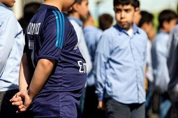 ۳۴ درصد دانش آموزان استان تهران اضافه وزن دارند