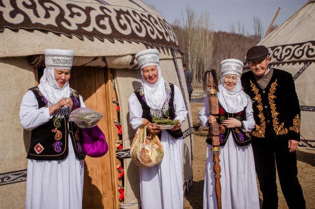 People of Kyrgyzstan cherish Nowruz traditions