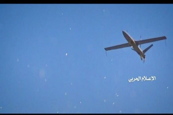 Saudi-led coalition claims intercepting a Yemeni drone
