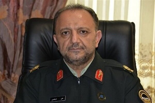 ۳۵۰۰ نیروی انتظامی امنیت شعب اخذ رای استان را تامین میکنند