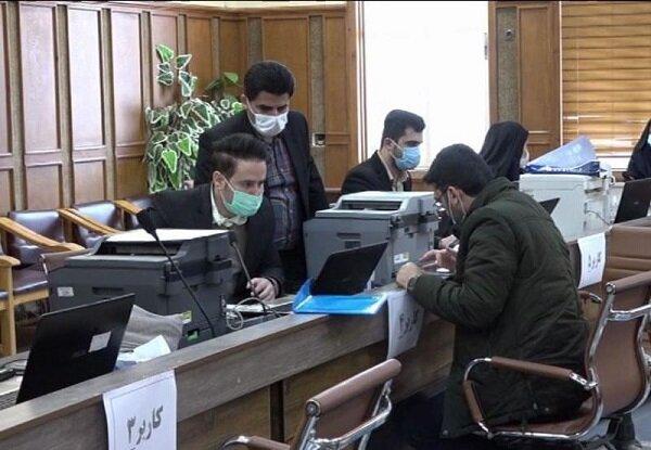 ۶۱۸ نفر برای انتخابات شوراهای اسلامی روستاها ثبت نام کردند