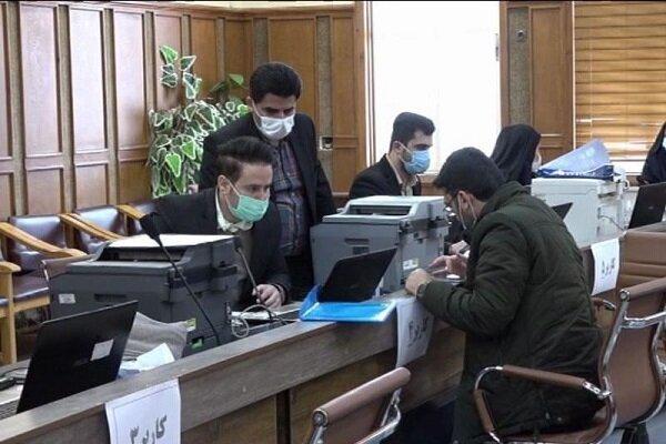 داوطلبان انتخابات میان دوره ای مجلس در آستانه به ۱۰ نفر رسید
