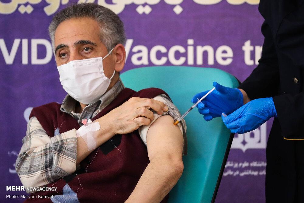 ۱۶ هزار نفر داوطلب فاز سوم کارآزمایی واکسن کوو ایران شدند
