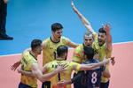 İran'ın Sircan Voleybol Takımı, Asya birincisi oldu