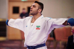 ذبیح الله پورشیب - کاراته