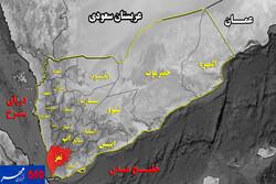 «تعز» گزینه جدید سعودیها برای فرار از شکست «مأرب» +نقشه میدانی