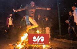 توصیه های سخنگوی سازمان آتش نشانی درباره چهارشنبه سوری