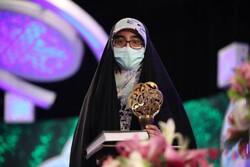 حافظ کل مؤسسه مهد قرآن در مسابقات بین المللی قرآن کریم درخشید